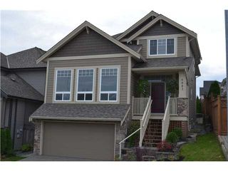 "Photo 1: 6883 197B Street in Langley: Willoughby Heights House for sale in ""Willoughby Heights"" : MLS®# F1426677"