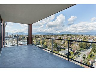 "Photo 8: 1601 258 SIXTH Street in New Westminster: Uptown NW Condo for sale in ""258 CONDOS"" : MLS®# V1099073"