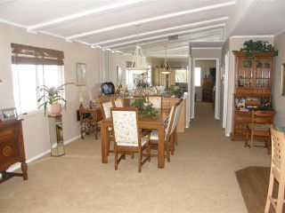 Photo 5: CARLSBAD WEST Manufactured Home for sale : 2 bedrooms : 7235 San Benito Street #336 in Carlsbad
