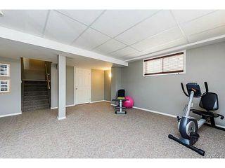 Photo 19:  in WINNIPEG: St Vital Residential for sale (South East Winnipeg)  : MLS®# 1511616