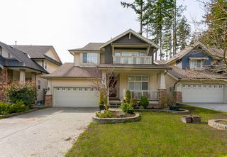 Photo 1: 86 Hawthorn Drive in Port Moody: Home for sale : MLS®#  V1054688