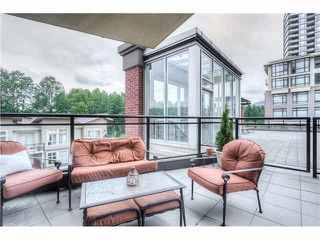 "Photo 1: 306 400 CAPILANO Road in Port Moody: Port Moody Centre Condo for sale in ""ARIA II AT SUTTERBROOK"" : MLS®# V1126880"