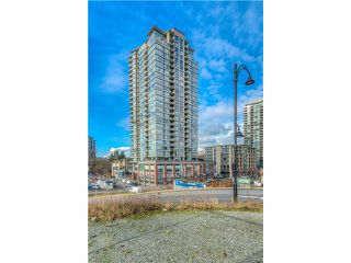 """Photo 2: 306 400 CAPILANO Road in Port Moody: Port Moody Centre Condo for sale in """"ARIA II AT SUTTERBROOK"""" : MLS®# V1126880"""