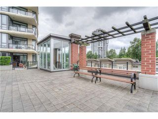 """Photo 16: 306 400 CAPILANO Road in Port Moody: Port Moody Centre Condo for sale in """"ARIA II AT SUTTERBROOK"""" : MLS®# V1126880"""
