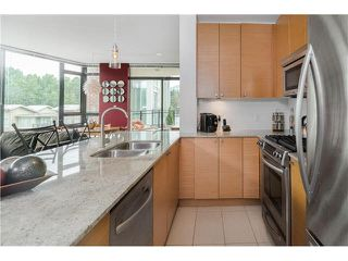 "Photo 10: 306 400 CAPILANO Road in Port Moody: Port Moody Centre Condo for sale in ""ARIA II AT SUTTERBROOK"" : MLS®# V1126880"