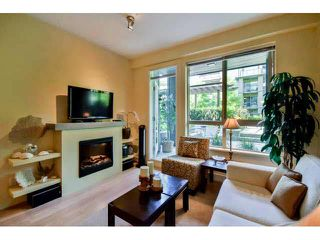 "Photo 5: 105 7478 BYRNEPARK Walk in Burnaby: South Slope Condo for sale in ""GREEN"" (Burnaby South)  : MLS®# V1136029"