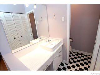Photo 14: 93 Woodbury Drive in WINNIPEG: St Vital Residential for sale (South East Winnipeg)  : MLS®# 1531097