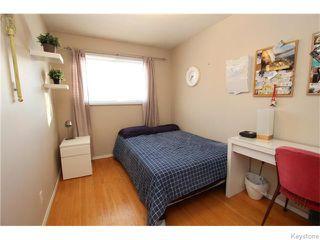 Photo 16: 93 Woodbury Drive in WINNIPEG: St Vital Residential for sale (South East Winnipeg)  : MLS®# 1531097