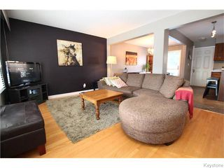 Photo 4: 93 Woodbury Drive in WINNIPEG: St Vital Residential for sale (South East Winnipeg)  : MLS®# 1531097