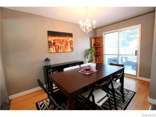 Photo 9: 93 Woodbury Drive in WINNIPEG: St Vital Residential for sale (South East Winnipeg)  : MLS®# 1531097
