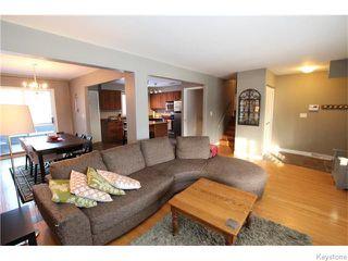 Photo 3: 93 Woodbury Drive in WINNIPEG: St Vital Residential for sale (South East Winnipeg)  : MLS®# 1531097