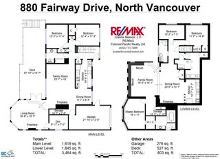 Photo 20: 880 FAIRWAY Drive in North Vancouver: Dollarton House for sale : MLS®# R2035154