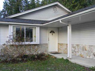 Main Photo: 5817 ANCHOR Road in Sechelt: Sechelt District House for sale (Sunshine Coast)  : MLS®# R2037661