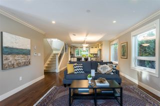 Photo 3: 875 RIDGEWAY Avenue in North Vancouver: Central Lonsdale Townhouse for sale : MLS®# R2039049