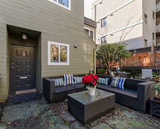 Photo 17: 3 1285 HARWOOD Street in Vancouver: West End VW Townhouse for sale (Vancouver West)  : MLS®# R2046107