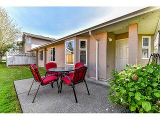 "Photo 18: 146 15501 89A Avenue in Surrey: Fleetwood Tynehead Townhouse for sale in ""AVONDALE"" : MLS®# R2058402"