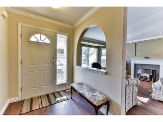 "Photo 2: 146 15501 89A Avenue in Surrey: Fleetwood Tynehead Townhouse for sale in ""AVONDALE"" : MLS®# R2058402"