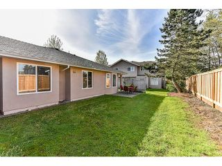 "Photo 19: 146 15501 89A Avenue in Surrey: Fleetwood Tynehead Townhouse for sale in ""AVONDALE"" : MLS®# R2058402"