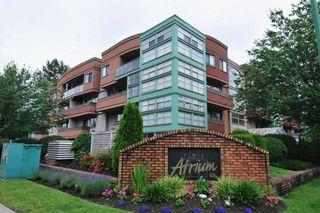 """Main Photo: 402 12025 207A Street in Maple Ridge: Northwest Maple Ridge Condo for sale in """"ATRIUM"""" : MLS®# R2137244"""