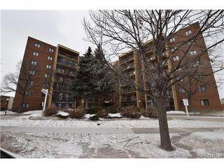 Photo 1: 2000 Sinclair Street in Winnipeg: Parkway Village Condominium for sale (4F)  : MLS®# 1704762