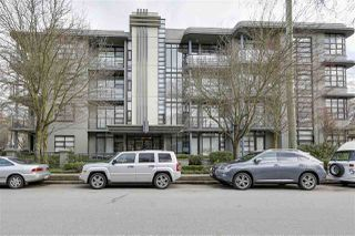 "Photo 1: 405 2828 YEW Street in Vancouver: Kitsilano Condo for sale in ""The Bel Air"" (Vancouver West)  : MLS®# R2150070"
