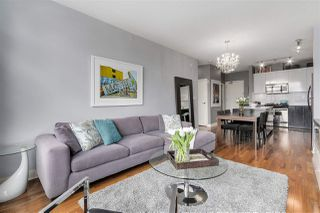 "Photo 4: 405 2828 YEW Street in Vancouver: Kitsilano Condo for sale in ""The Bel Air"" (Vancouver West)  : MLS®# R2150070"