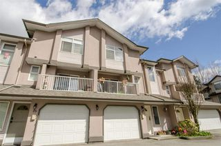 Main Photo: 17 2538 PITT RIVER Road in Port Coquitlam: Mary Hill Townhouse for sale : MLS®# R2151946