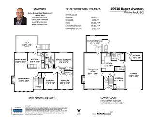 "Photo 5: 15930 ROPER Avenue: White Rock House for sale in ""WHITE ROCK"" (South Surrey White Rock)  : MLS®# R2152356"