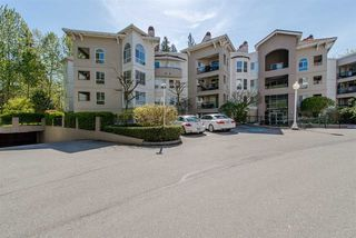 """Photo 1: 111 3176 GLADWIN Road in Abbotsford: Central Abbotsford Condo for sale in """"REGENCY PARK"""" : MLS®# R2162713"""