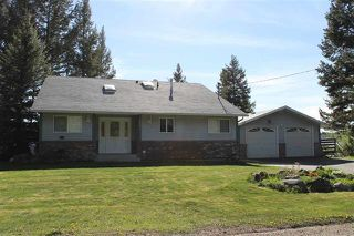 Photo 1: 3684 Forbes Road in Lac La Hache: Home for sale : MLS®# r2068220