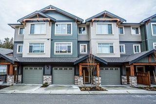 """Main Photo: 47 11305 240 Street in Maple Ridge: Cottonwood MR Townhouse for sale in """"MAPLE HEIGHTS"""" : MLS®# R2183545"""