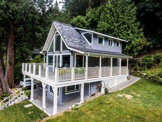 Main Photo: 1597 Mount Gardner Road in Bowen Island: Mount Gardner House for sale : MLS®# R2187574