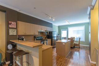 """Photo 1: 50 19455 65 Avenue in Surrey: Clayton Townhouse for sale in """"Two Blue"""" (Cloverdale)  : MLS®# R2216638"""