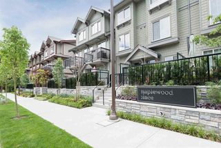 """Photo 1: 18 433 SEYMOUR RIVER Place in North Vancouver: Seymour NV Townhouse for sale in """"Maplewood"""" : MLS®# R2232288"""