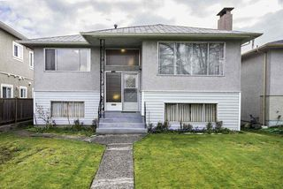 Photo 1: 5832 CULLODEN Street in Vancouver: Knight House for sale (Vancouver East)  : MLS®# R2249137