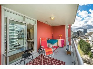 """Photo 14: 1001 125 COLUMBIA Street in New Westminster: Downtown NW Condo for sale in """"Northbank"""" : MLS®# R2257276"""