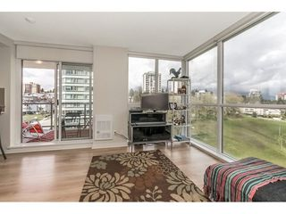 """Photo 4: 1001 125 COLUMBIA Street in New Westminster: Downtown NW Condo for sale in """"Northbank"""" : MLS®# R2257276"""