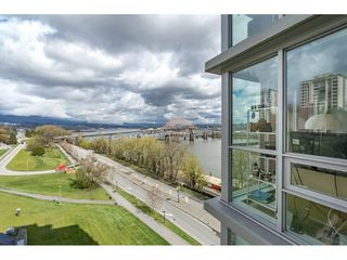 """Photo 18: 1001 125 COLUMBIA Street in New Westminster: Downtown NW Condo for sale in """"Northbank"""" : MLS®# R2257276"""