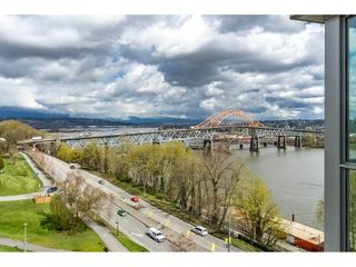 """Photo 2: 1001 125 COLUMBIA Street in New Westminster: Downtown NW Condo for sale in """"Northbank"""" : MLS®# R2257276"""