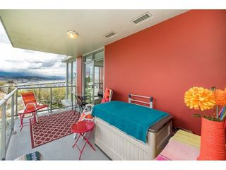"""Photo 16: 1001 125 COLUMBIA Street in New Westminster: Downtown NW Condo for sale in """"Northbank"""" : MLS®# R2257276"""