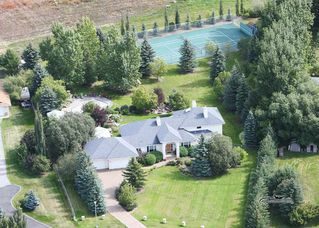 Photo 1: 92 Flynn Way: Rural Sturgeon County House for sale : MLS®# E4121357