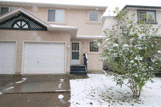 Main Photo: 44 300 HOOPER Crescent in Edmonton: Zone 35 House Half Duplex for sale : MLS®# E4129210