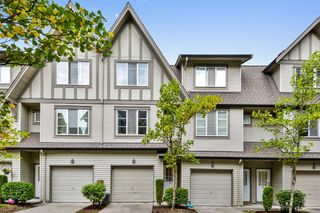 """Photo 1: 92 15175 62A Avenue in Surrey: Sullivan Station Townhouse for sale in """"Brooklands"""" : MLS®# R2305712"""