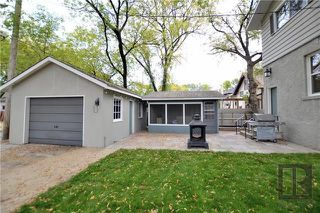 Photo 18: 841 Somerset Avenue in Winnipeg: East Fort Garry Residential for sale (1J)  : MLS®# 1826263