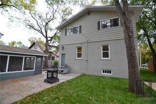 Photo 20: 841 Somerset Avenue in Winnipeg: East Fort Garry Residential for sale (1J)  : MLS®# 1826263