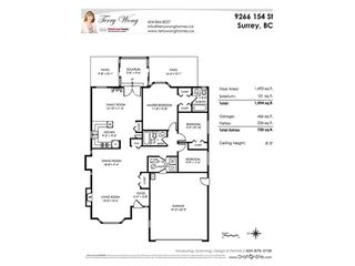 "Photo 20: 9266 154 Street in Surrey: Fleetwood Tynehead House for sale in ""BERKSHIRE PARK"" : MLS®# R2313139"