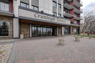 Main Photo: 204 10135 SASKATCHEWAN Drive in Edmonton: Zone 15 Condo for sale : MLS®# E4134481