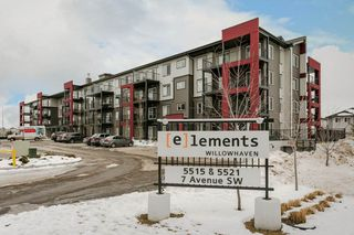 Main Photo: 206 5521 7 Avenue in Edmonton: Zone 53 Condo for sale : MLS®# E4138653