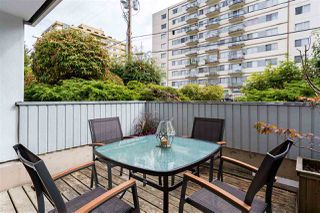 """Photo 15: 102 428 AGNES Street in New Westminster: Downtown NW Condo for sale in """"SHANLEY MANOR"""" : MLS®# R2330083"""