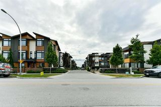 """Main Photo: 8 7811 209 Street in Langley: Willoughby Heights Townhouse for sale in """"EXCHANGE"""" : MLS®# R2335447"""